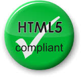 HTML and W3C Compliant website
