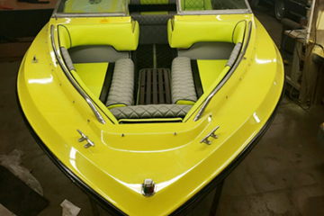 Win this boat at the 2019 Spokane boat show